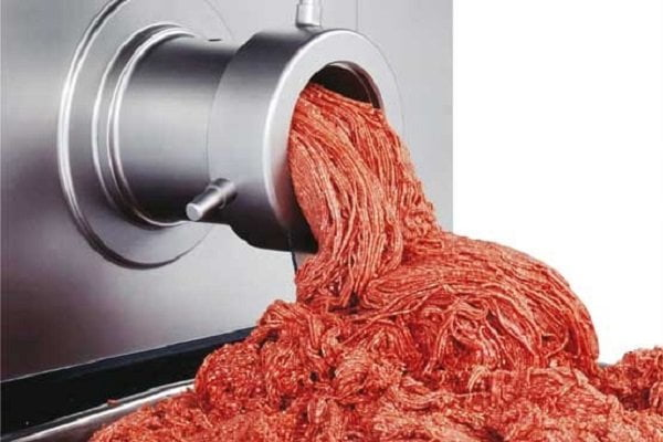 چرخ گوشت قصابی